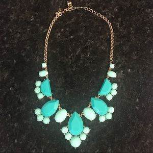 Kate Spade Mint Green Necklace 💚